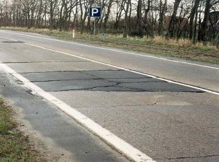 Sanierung der N 99 in den Niederlanden