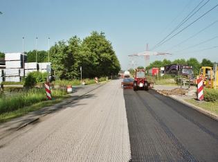 Sanierung der K 81 im Kreisgebiet Steinfurt