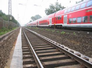 Gleiserneuerung Strecke Seelze-Wunstorf